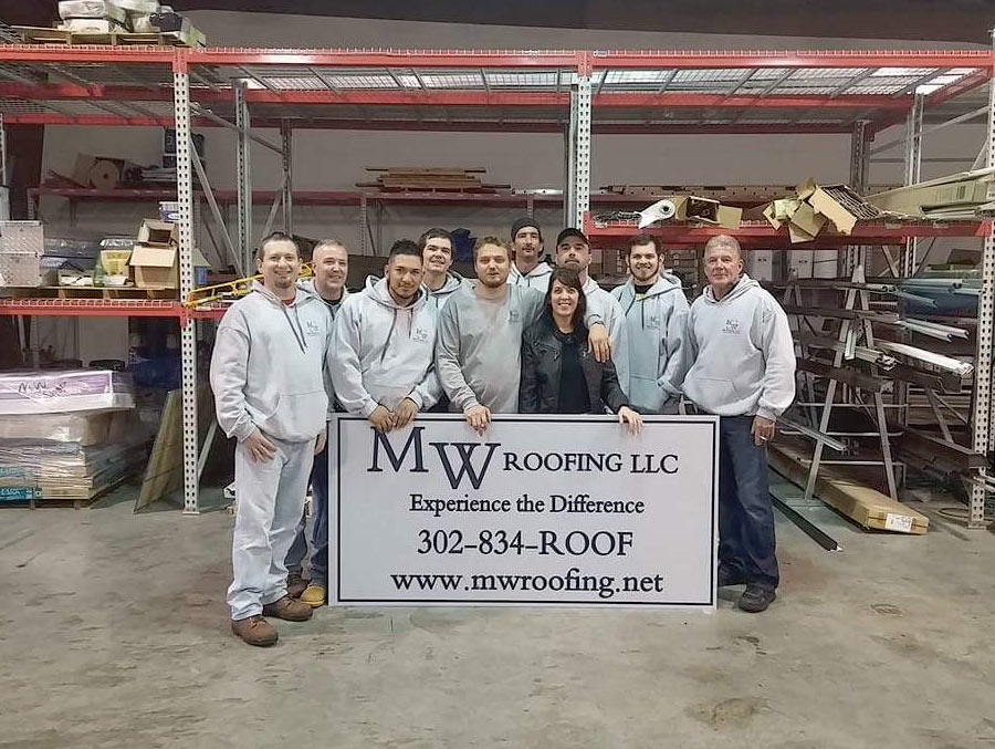 MW Roofing & Siding - Bear Siding Installation