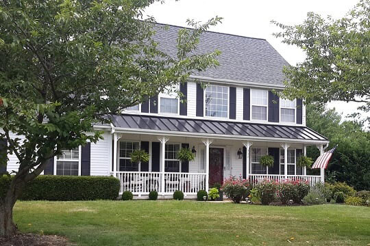 MW Roofing - Fairfax Metal Roofing